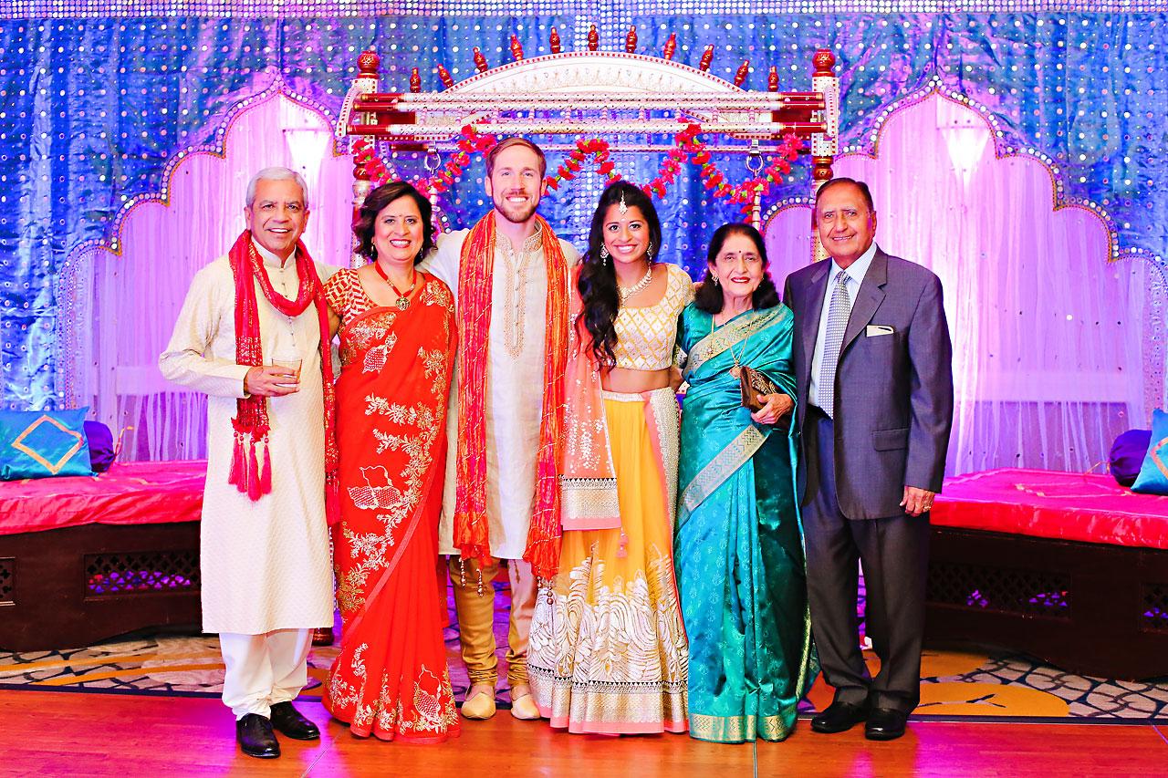 nina ryan indian wedding sangeet 100
