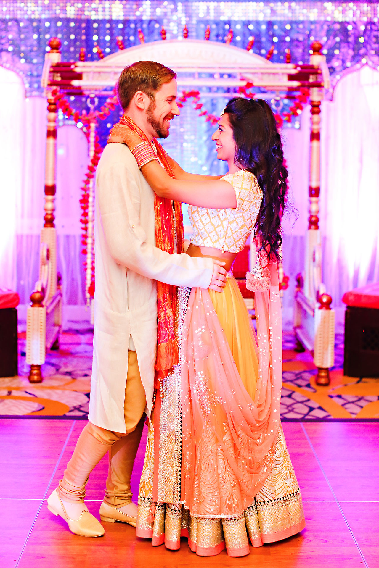 nina ryan indian wedding sangeet 086