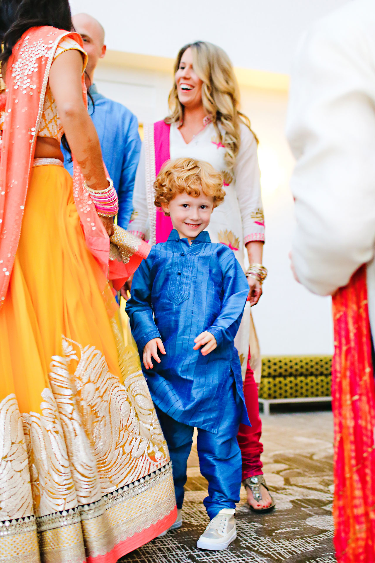 nina ryan indian wedding sangeet 087