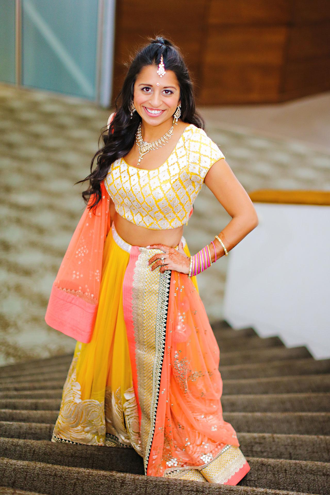 nina ryan indian wedding sangeet 037