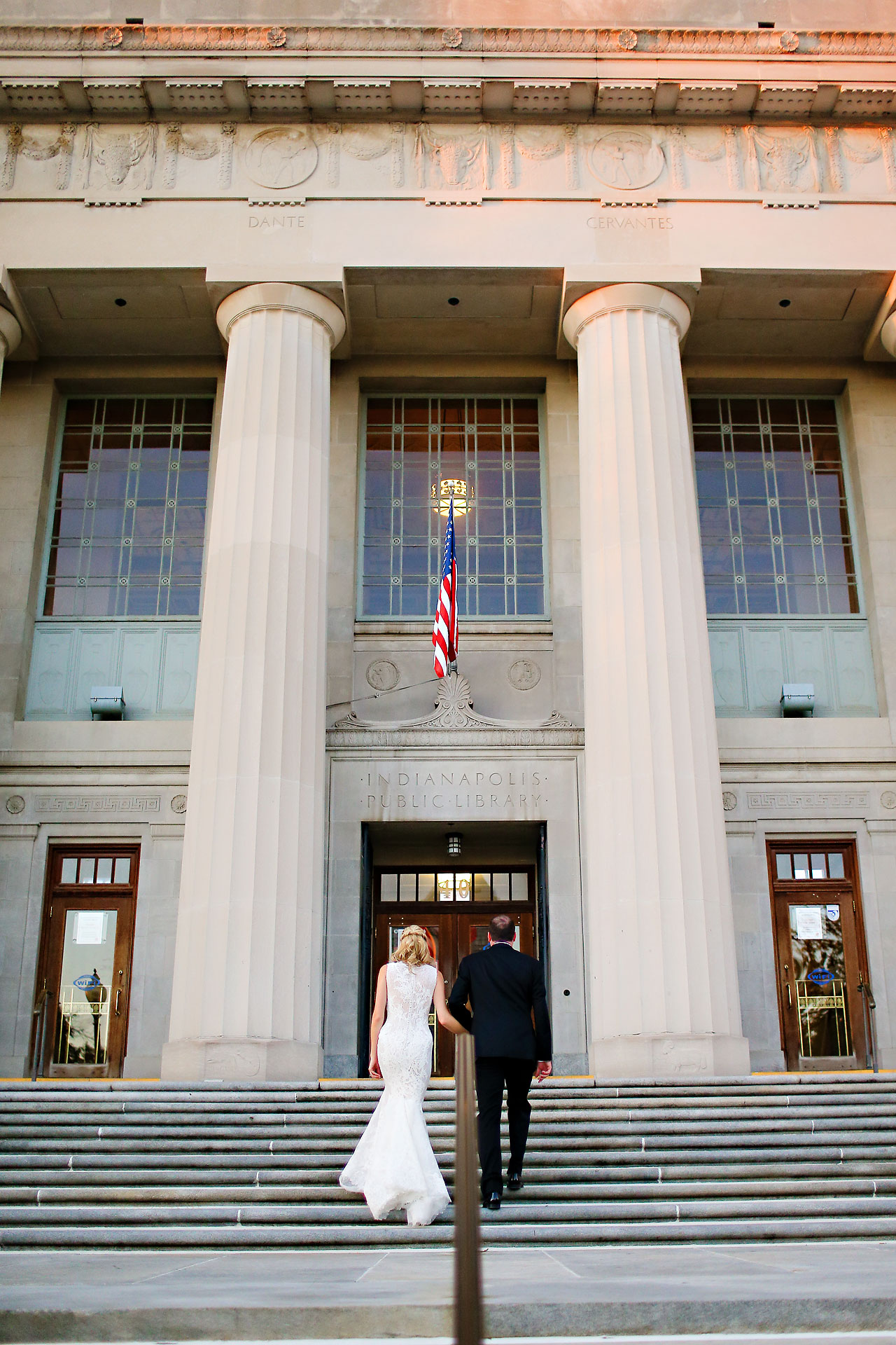 abby nick indianapolis central library wedding 212