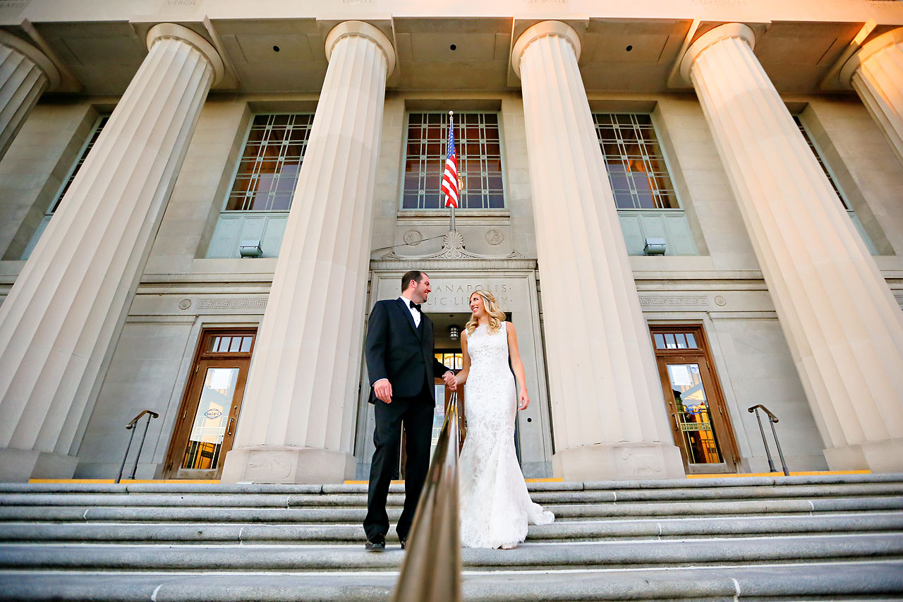 abby nick indianapolis central library wedding 213