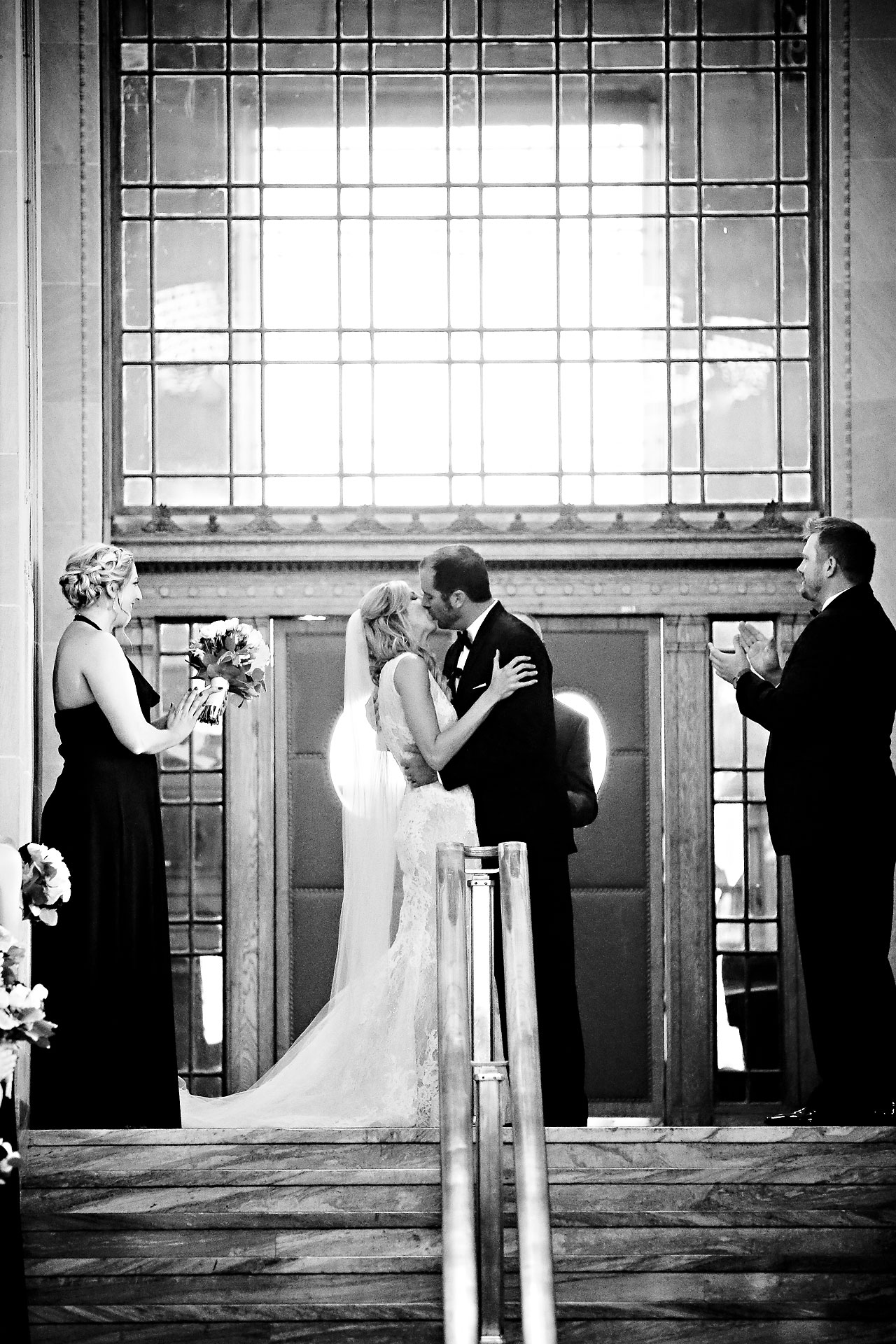 abby nick indianapolis central library wedding 202
