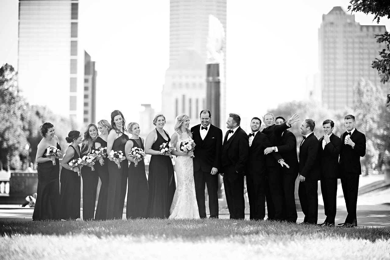 abby nick indianapolis central library wedding 177