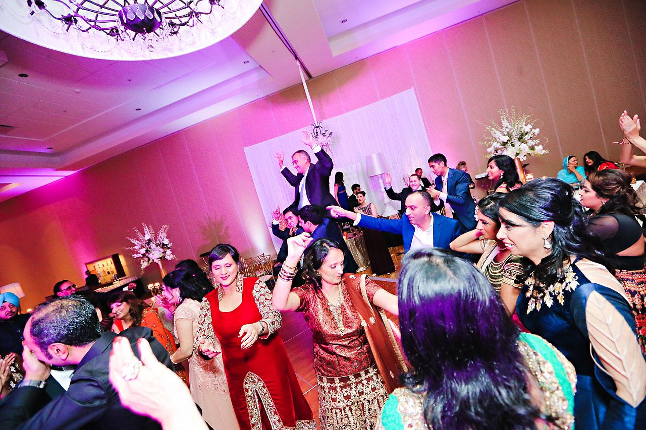 Jasleen Caarn JW Marriott Wedding 250