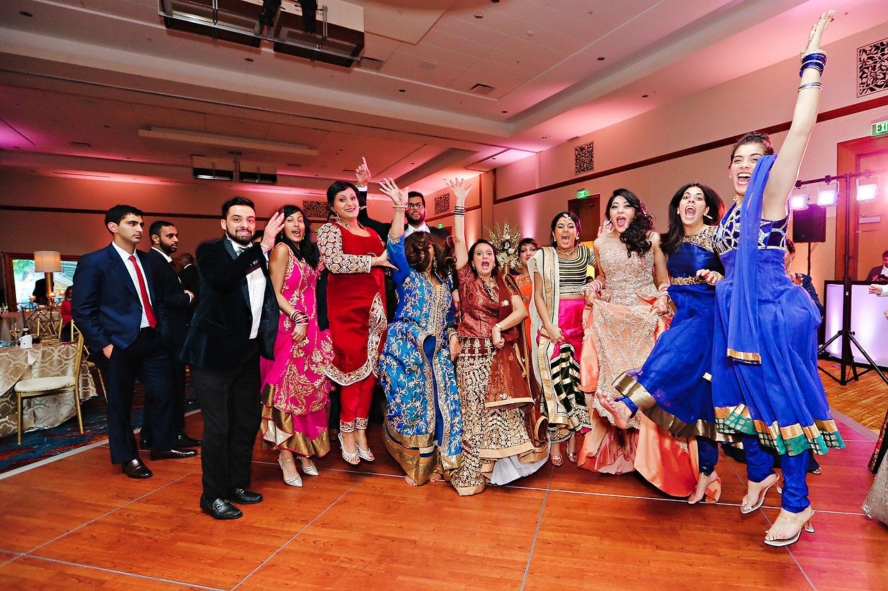 Jasleen Caarn JW Marriott Wedding 239