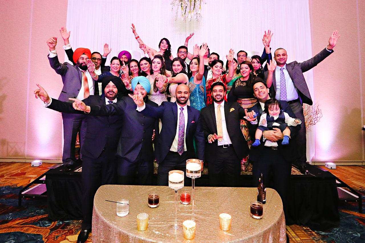 Jasleen Caarn JW Marriott Wedding 235
