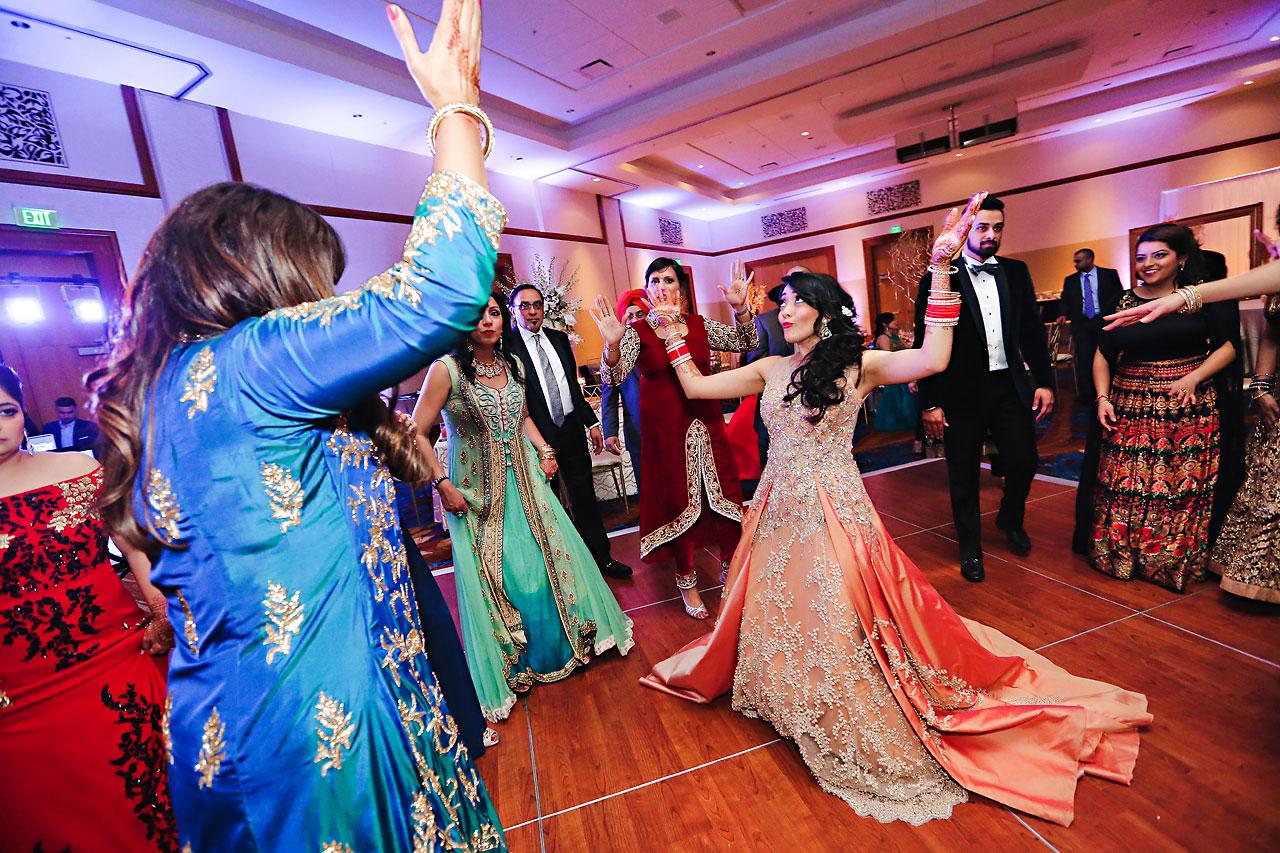 Jasleen Caarn JW Marriott Wedding 221
