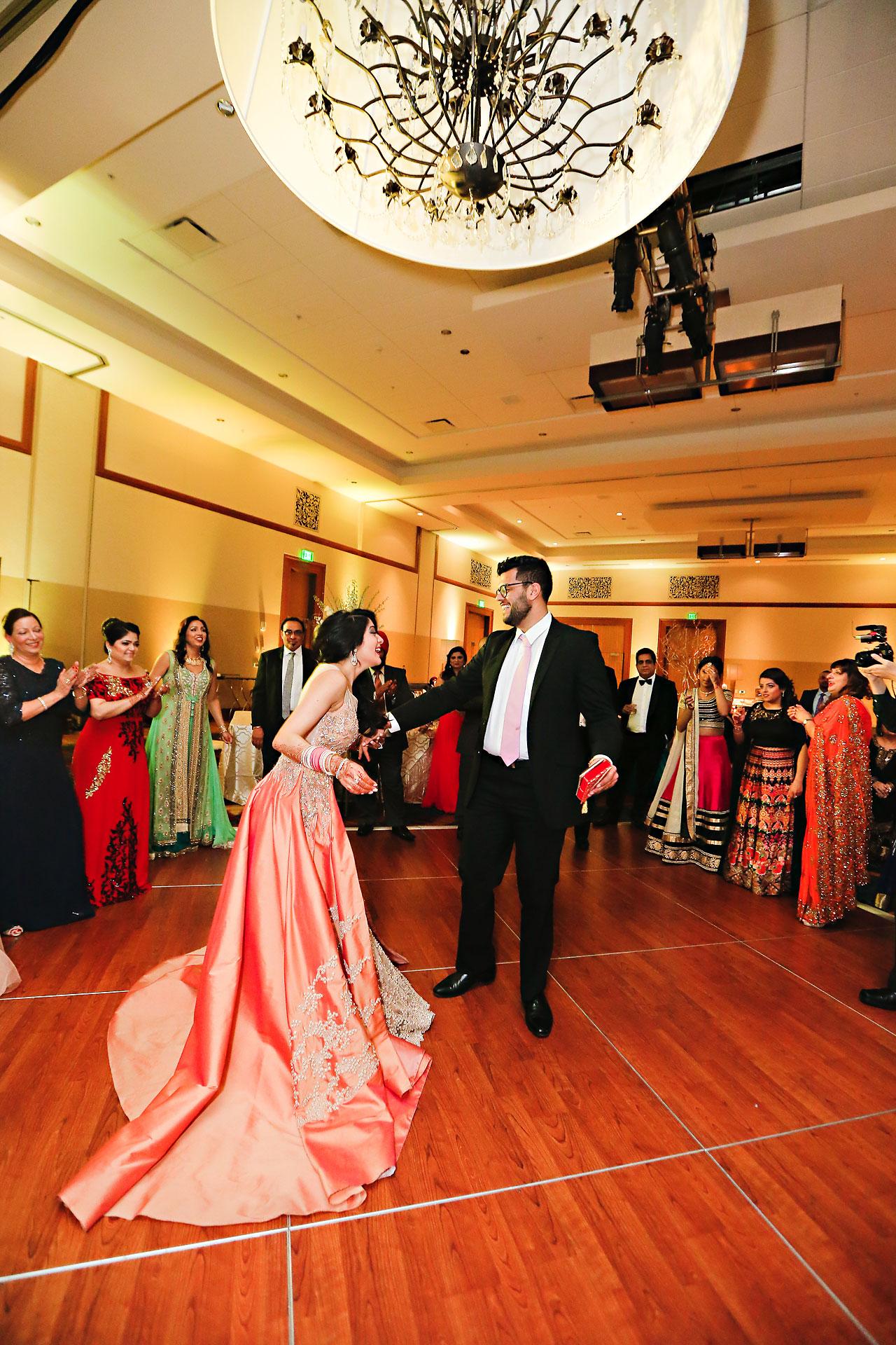 Jasleen Caarn JW Marriott Wedding 220