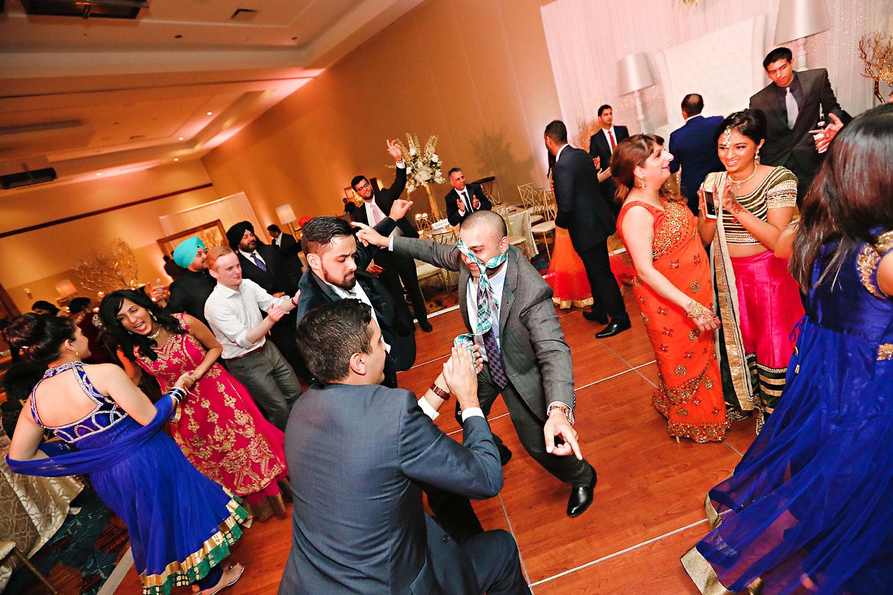Jasleen Caarn JW Marriott Wedding 205