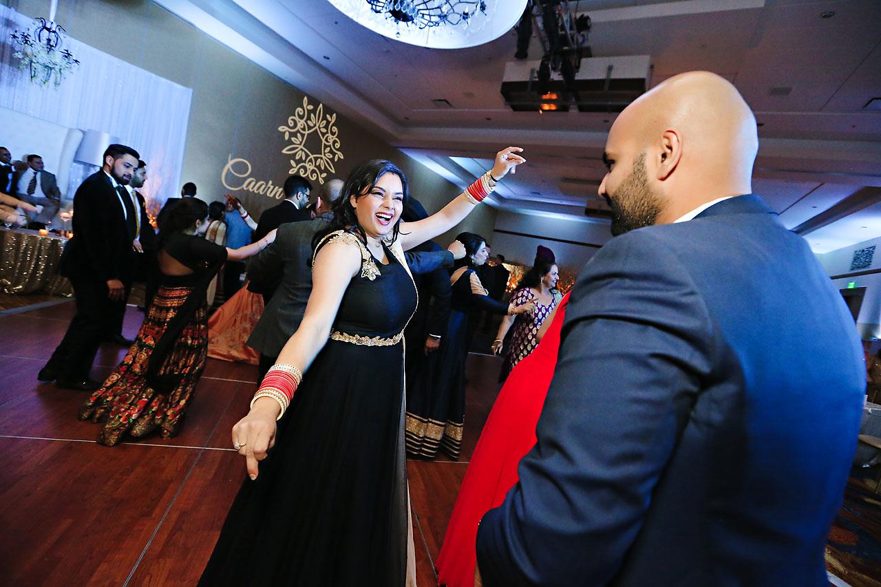 Jasleen Caarn JW Marriott Wedding 206