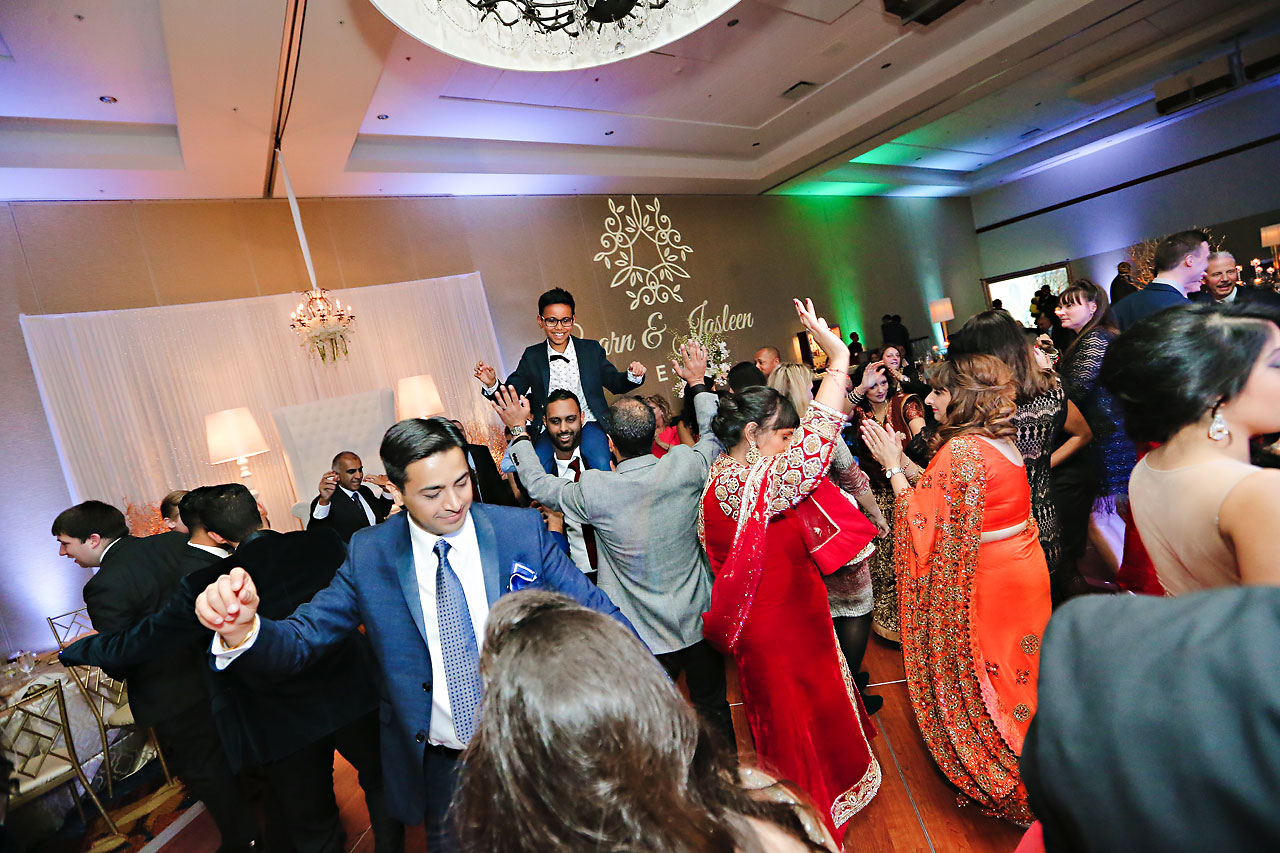 Jasleen Caarn JW Marriott Wedding 190