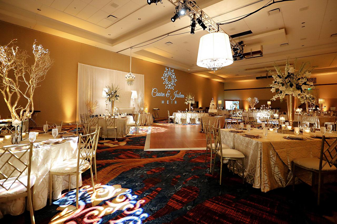 Jasleen Caarn JW Marriott Wedding 091