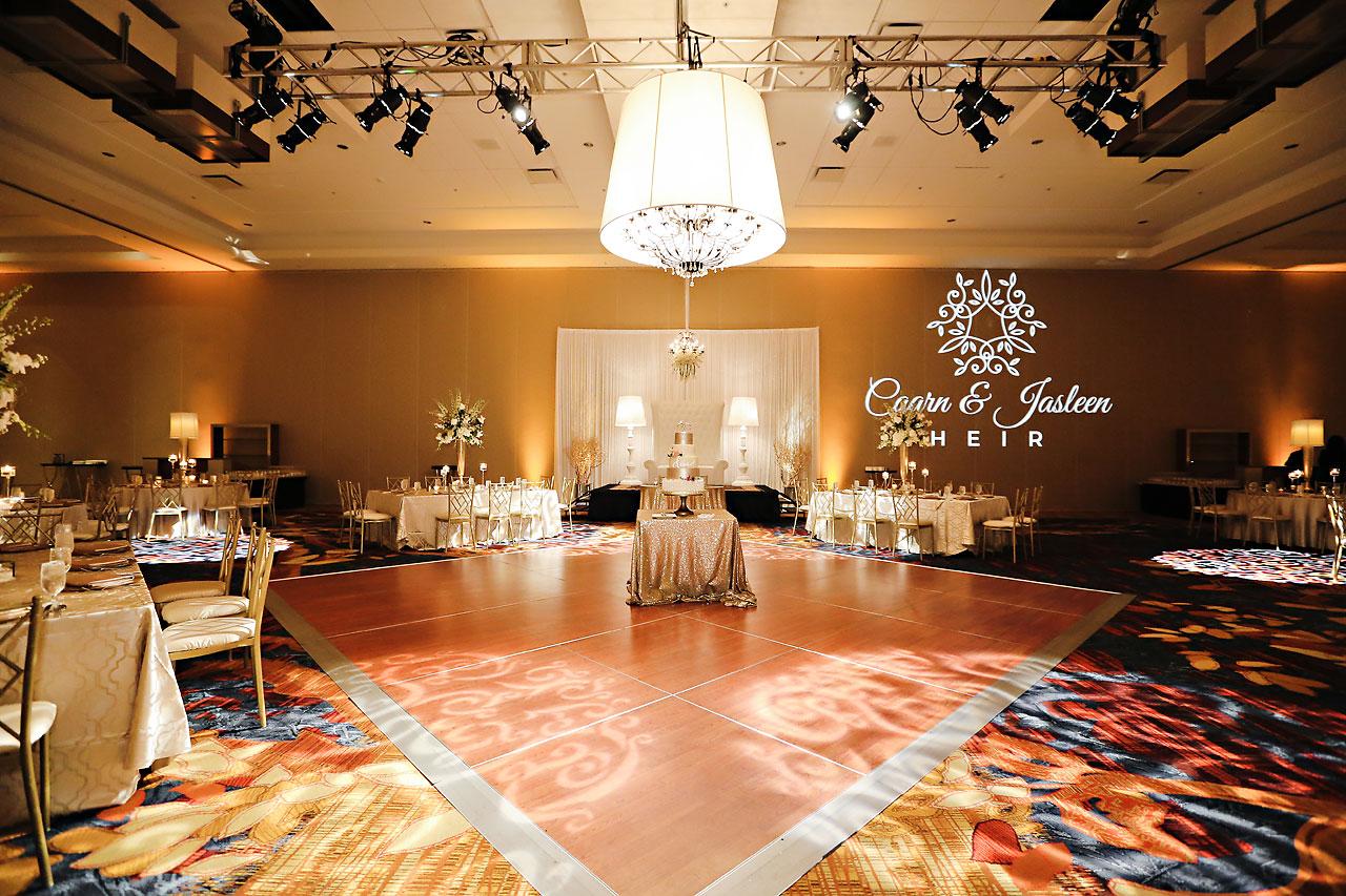 Jasleen Caarn JW Marriott Wedding 081