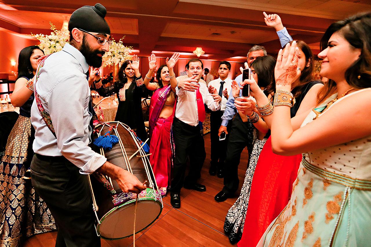 Anu Paras Indianapolis Indian Wedding Reception 177