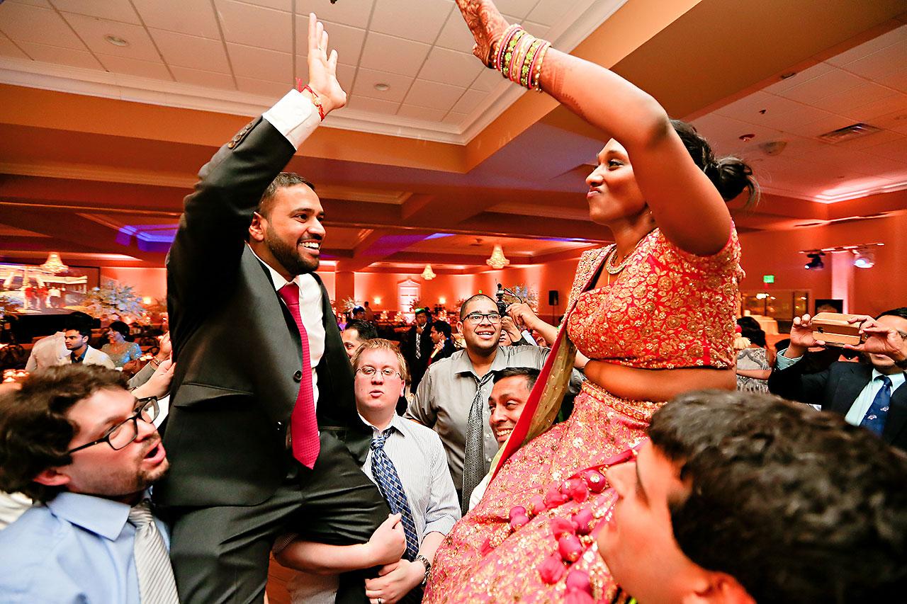 Anu Paras Indianapolis Indian Wedding Reception 178