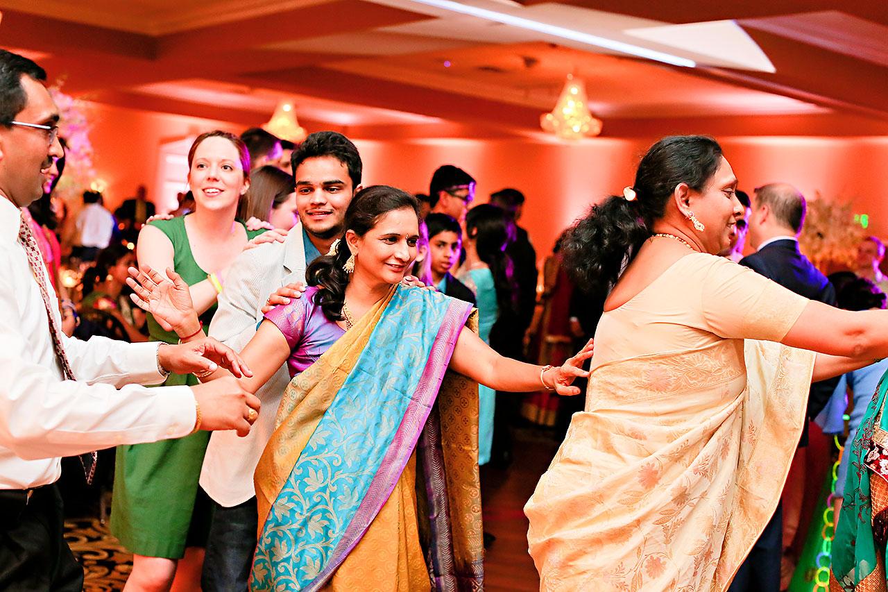 Anu Paras Indianapolis Indian Wedding Reception 175
