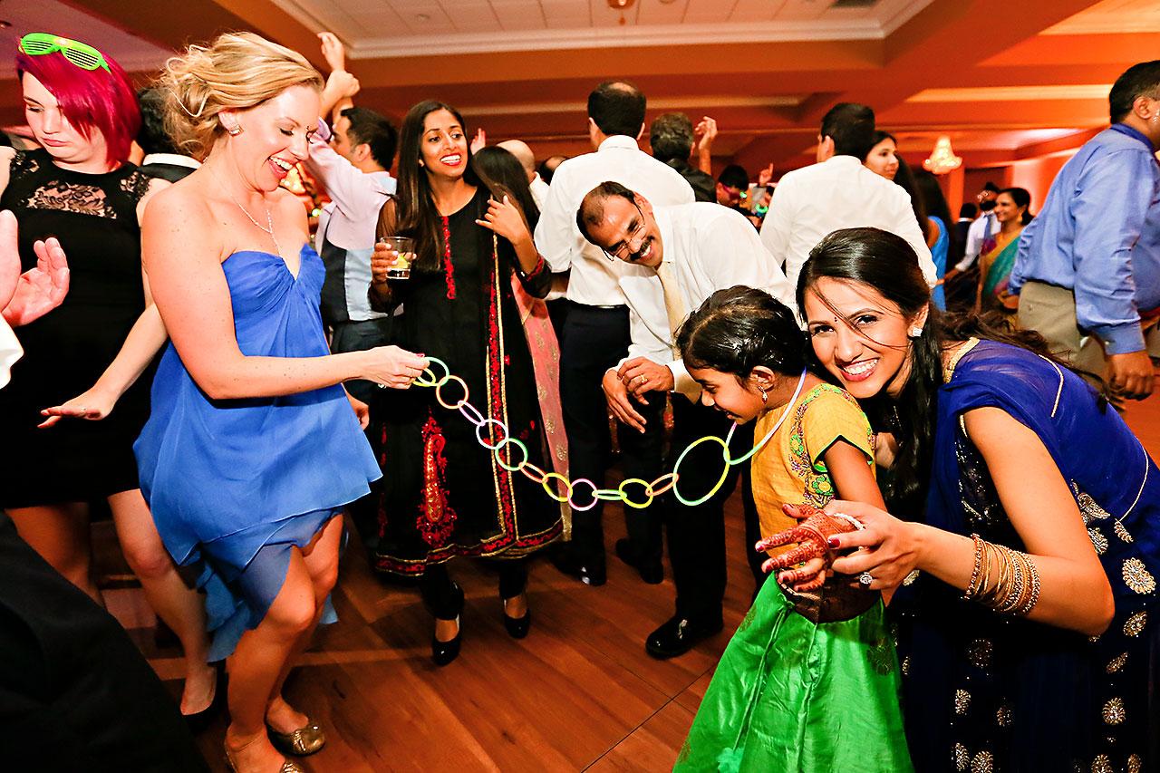 Anu Paras Indianapolis Indian Wedding Reception 171