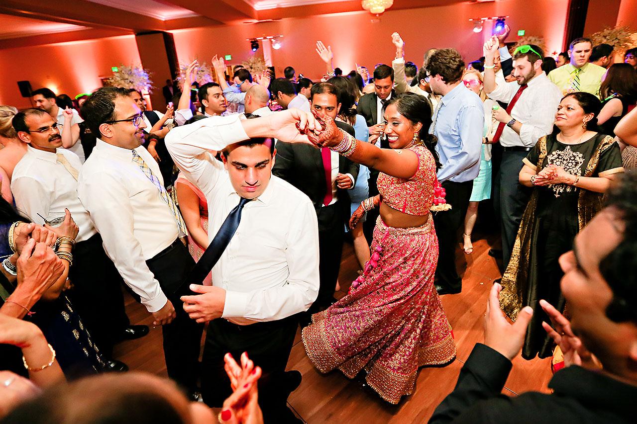 Anu Paras Indianapolis Indian Wedding Reception 172
