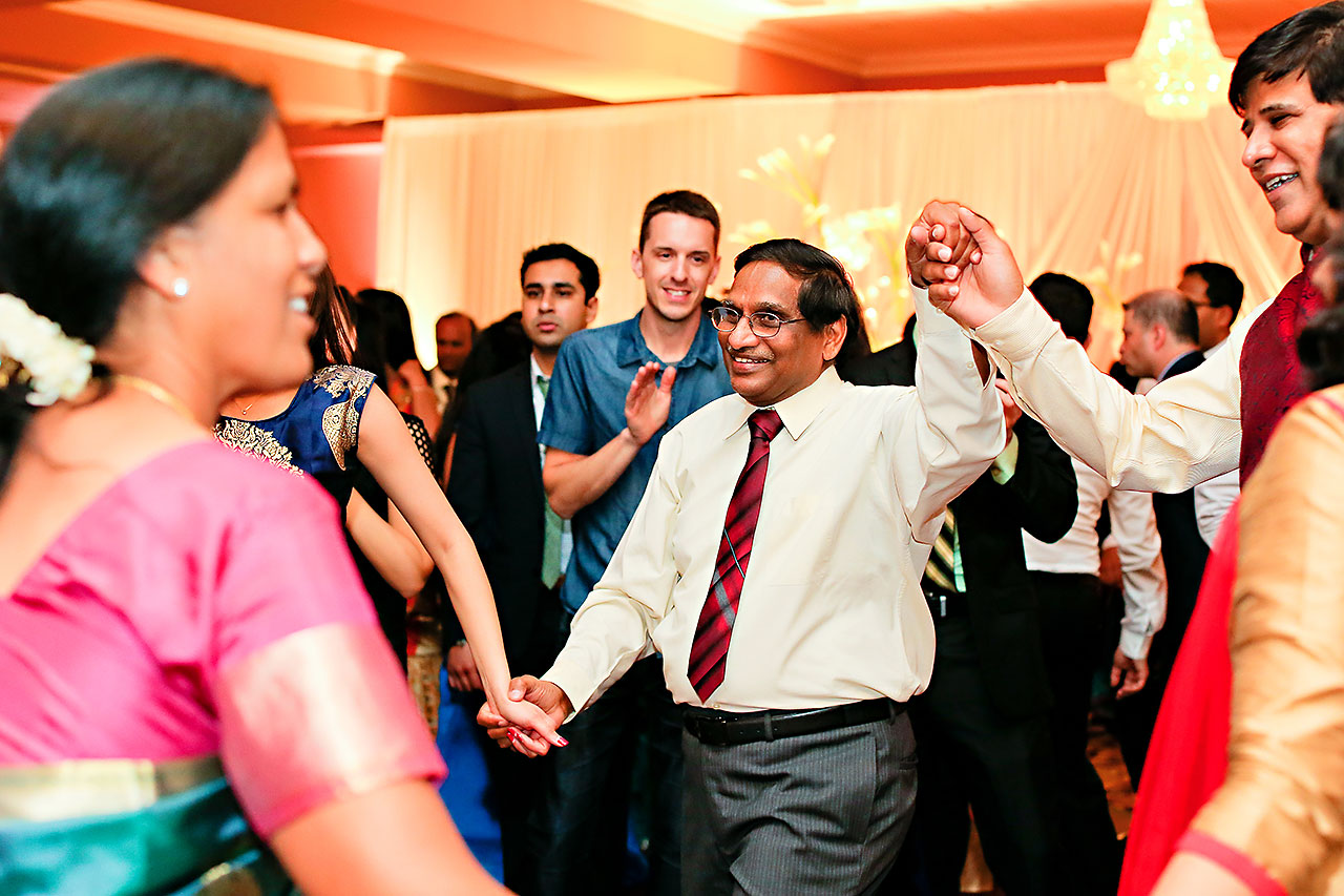 Anu Paras Indianapolis Indian Wedding Reception 169