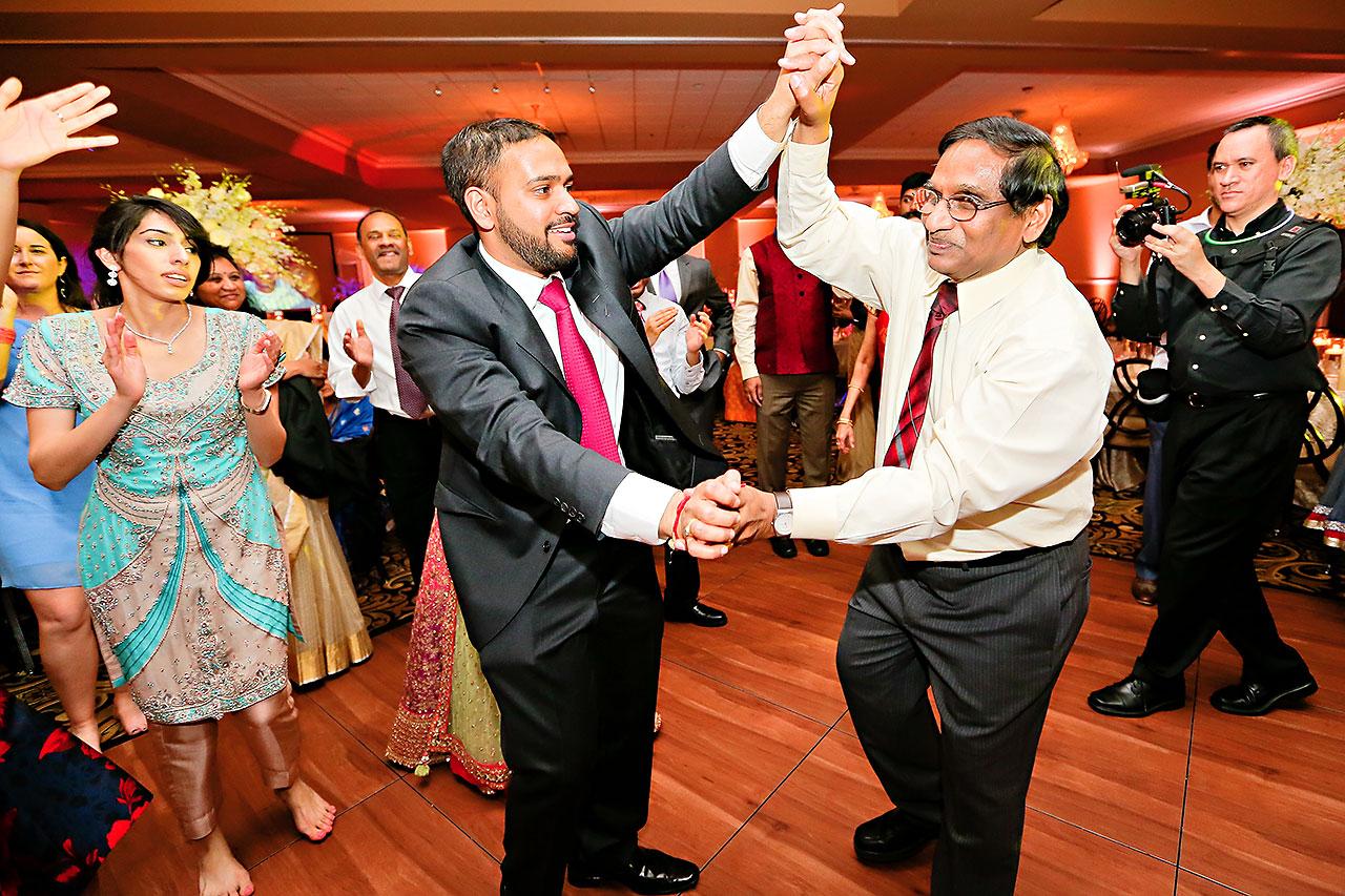 Anu Paras Indianapolis Indian Wedding Reception 167