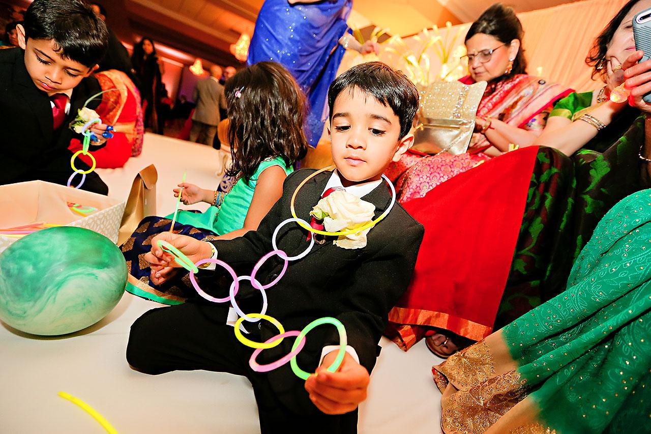 Anu Paras Indianapolis Indian Wedding Reception 168