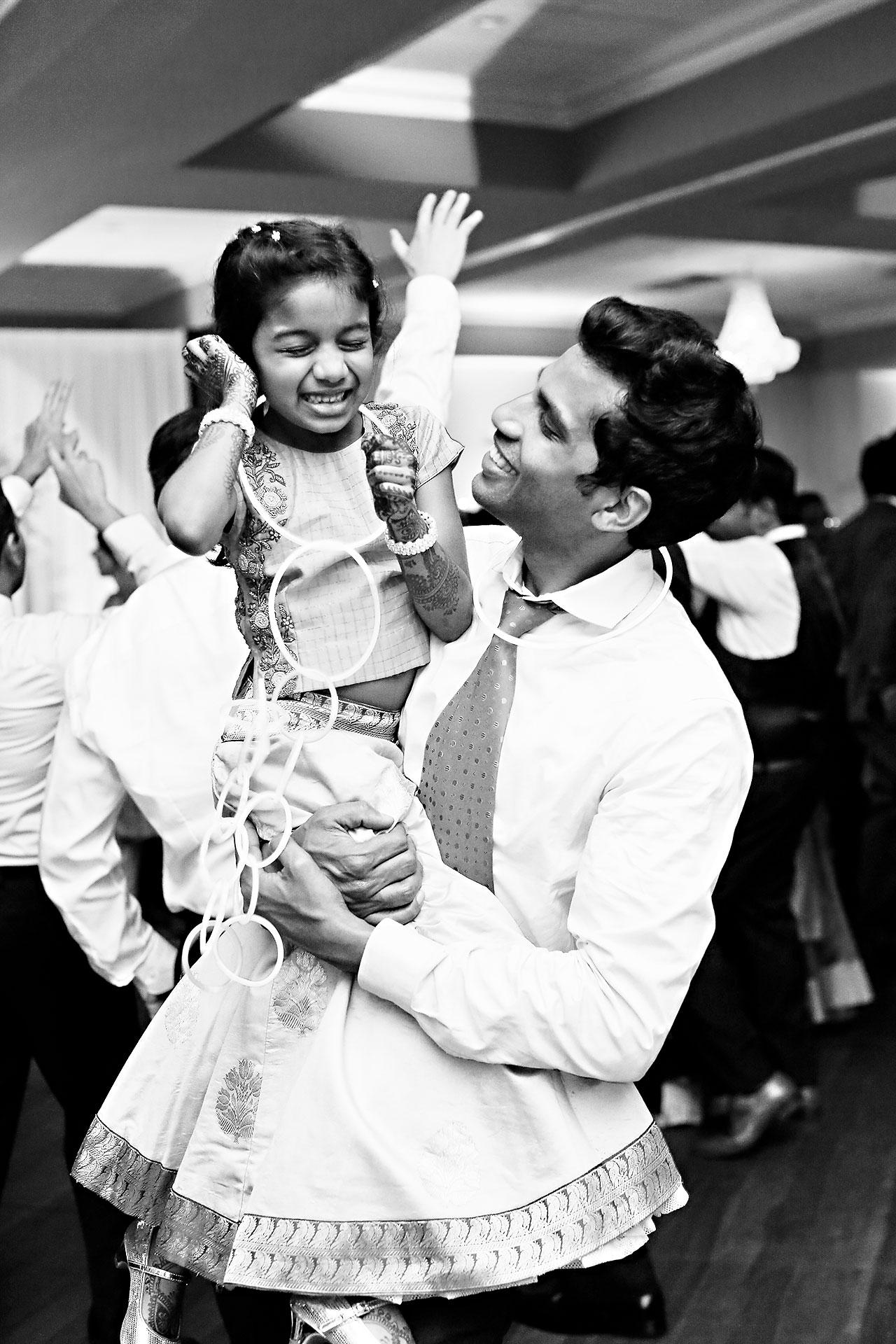 Anu Paras Indianapolis Indian Wedding Reception 163