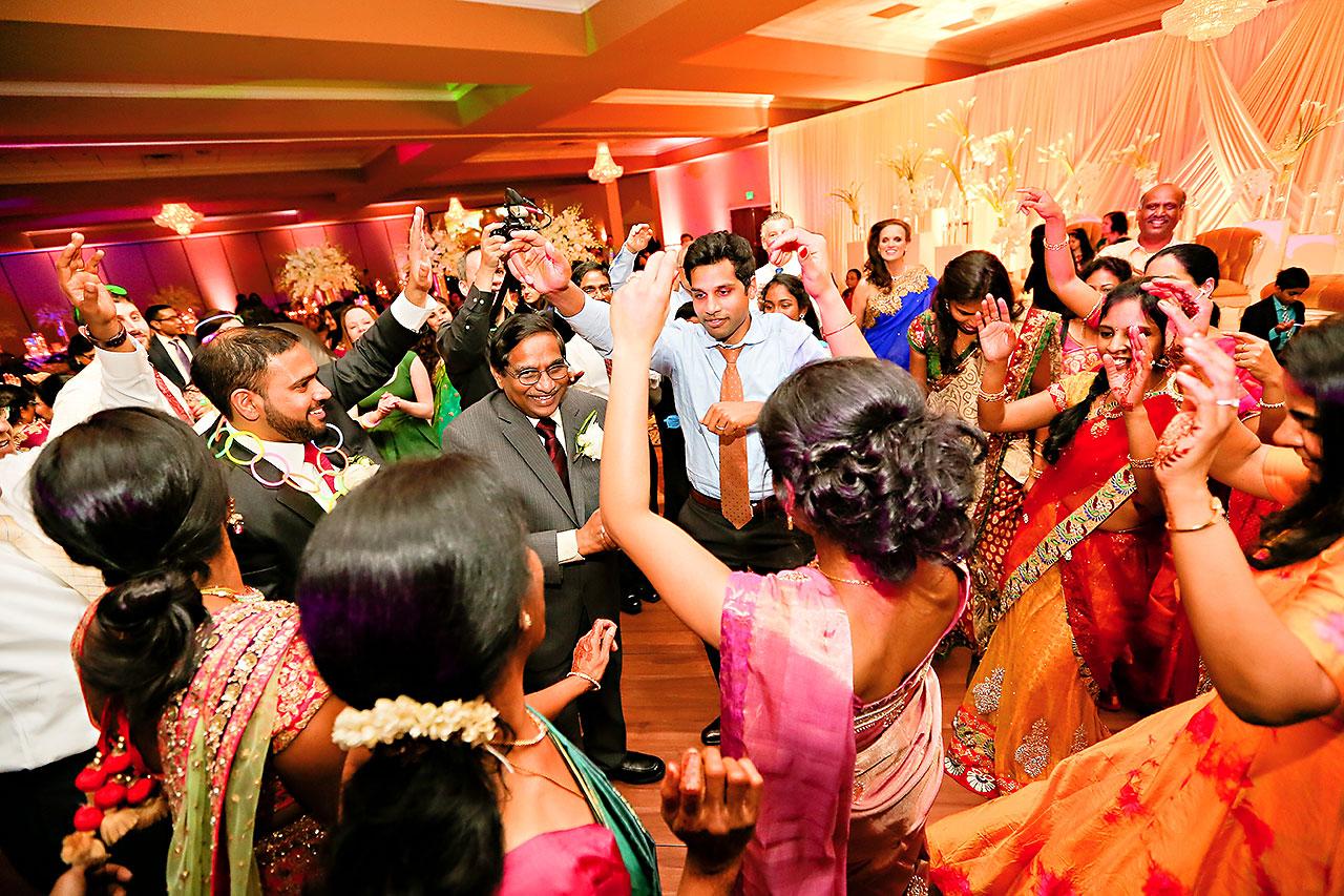Anu Paras Indianapolis Indian Wedding Reception 160