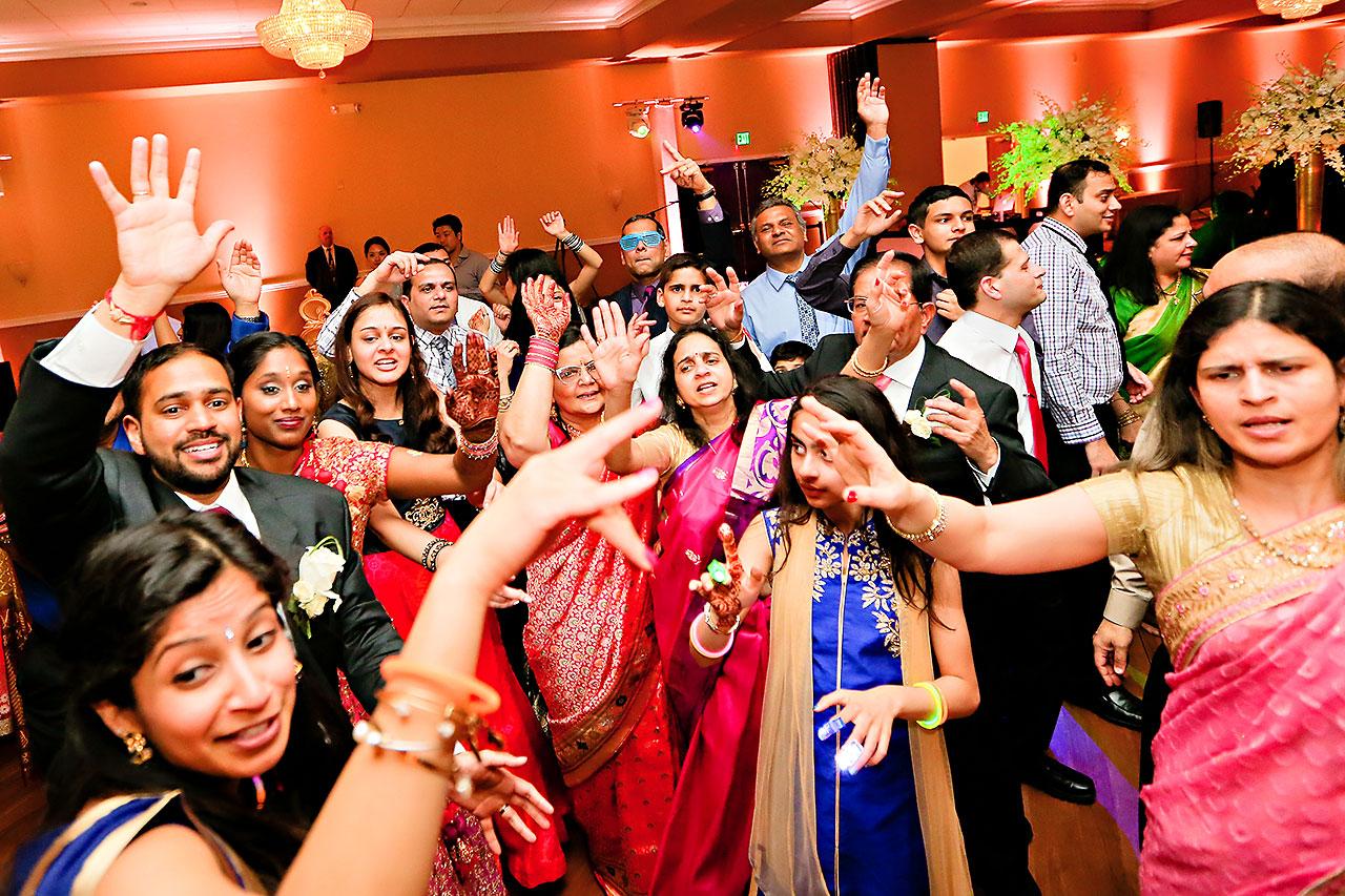 Anu Paras Indianapolis Indian Wedding Reception 156