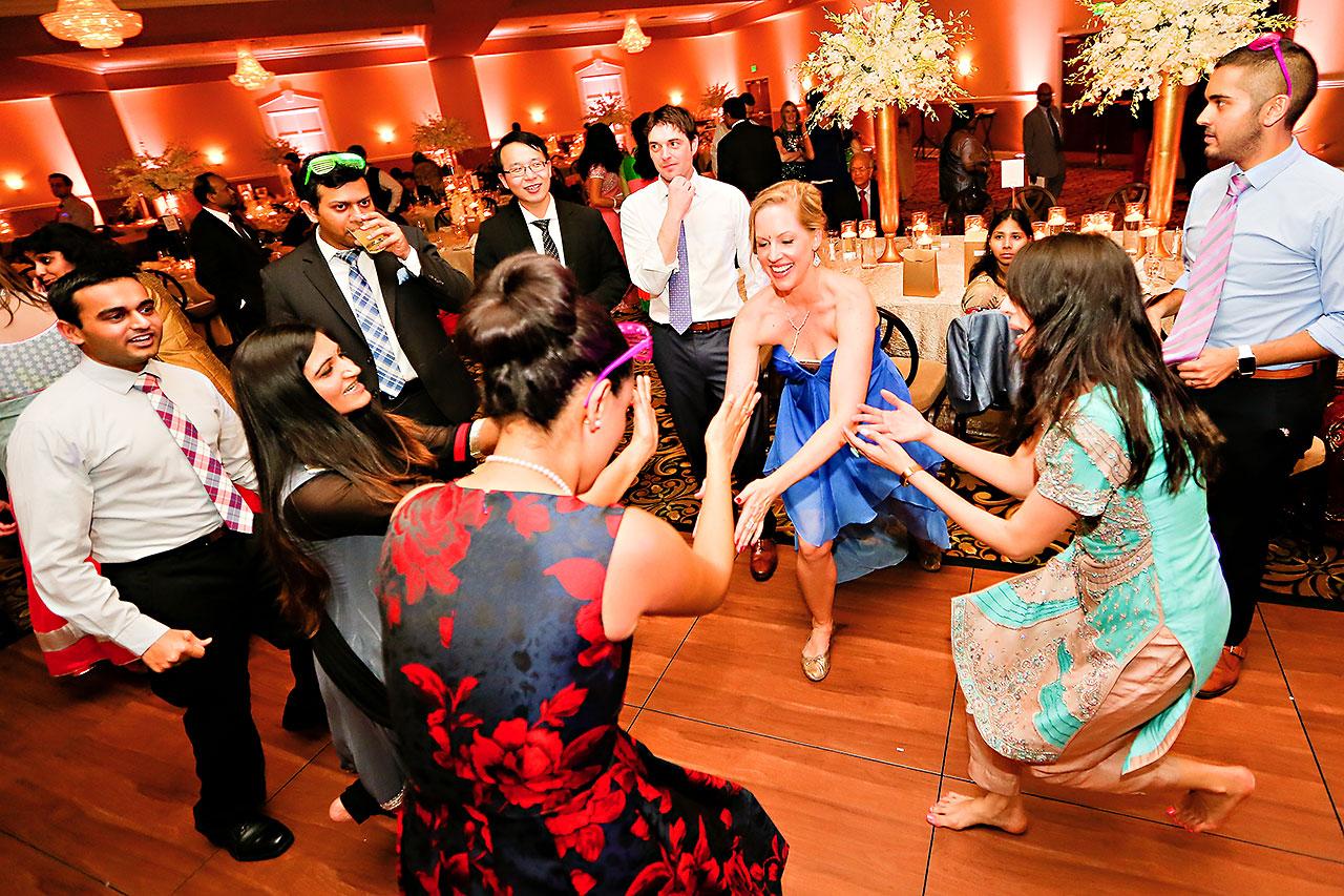 Anu Paras Indianapolis Indian Wedding Reception 157