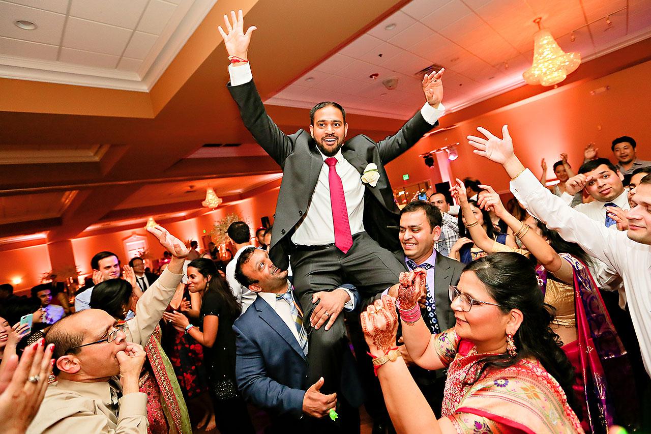 Anu Paras Indianapolis Indian Wedding Reception 158