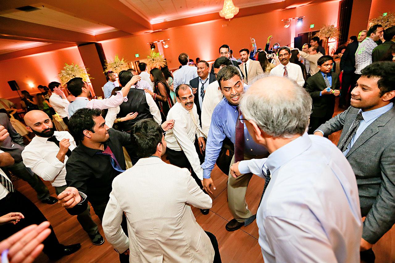 Anu Paras Indianapolis Indian Wedding Reception 154