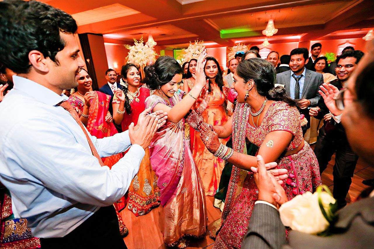 Anu Paras Indianapolis Indian Wedding Reception 152