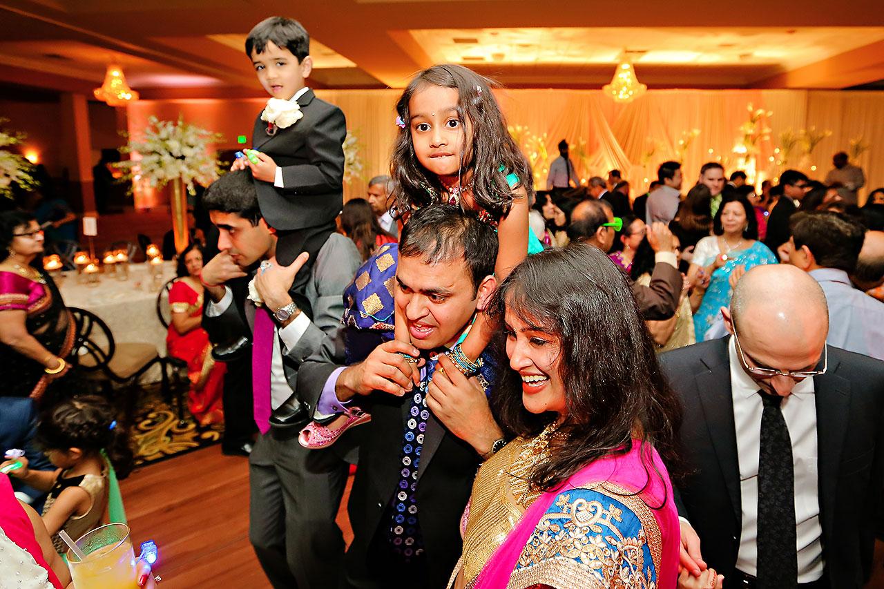 Anu Paras Indianapolis Indian Wedding Reception 153