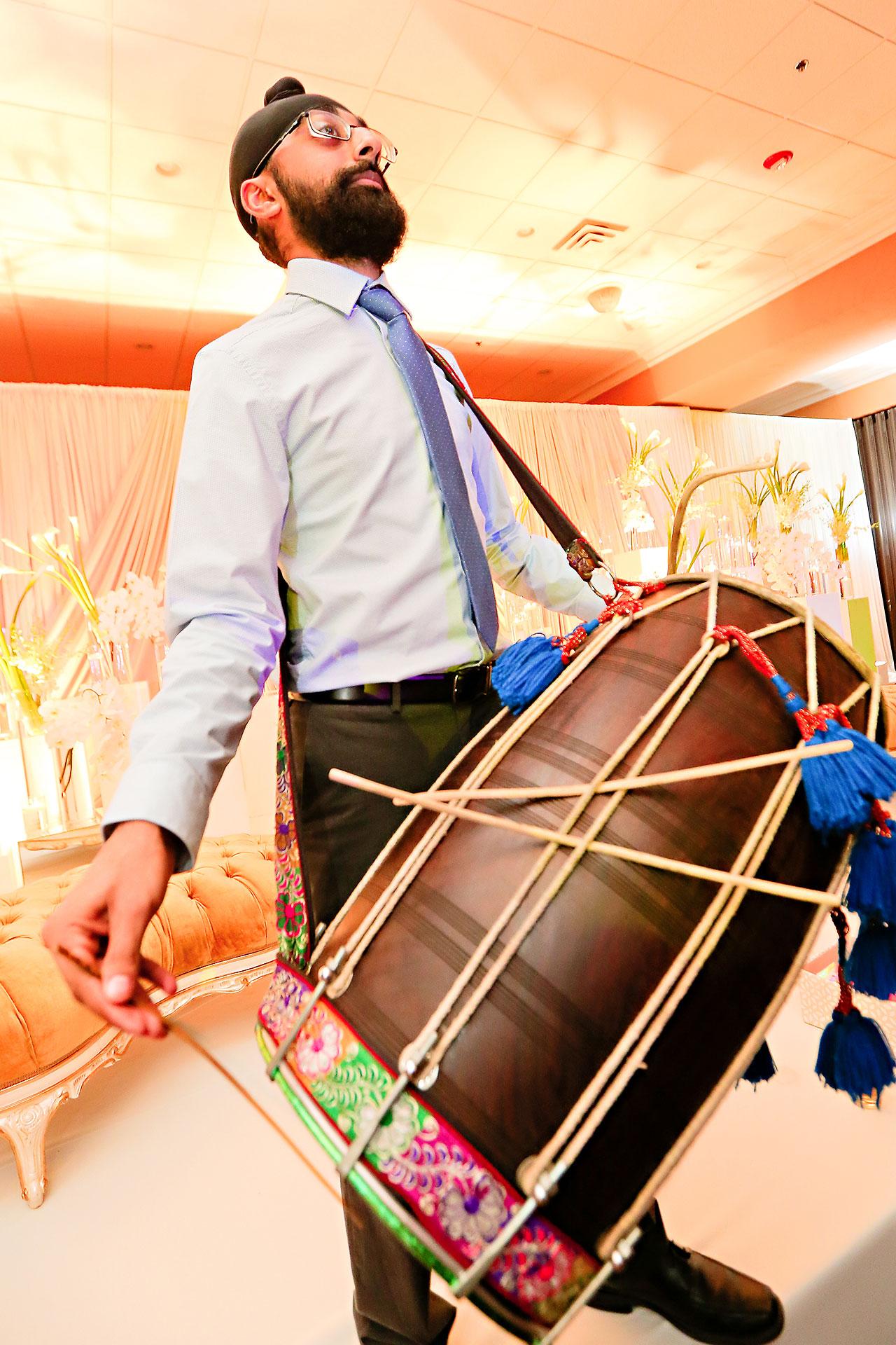 Anu Paras Indianapolis Indian Wedding Reception 143