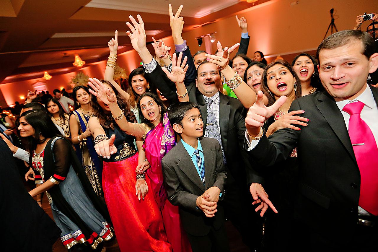 Anu Paras Indianapolis Indian Wedding Reception 141