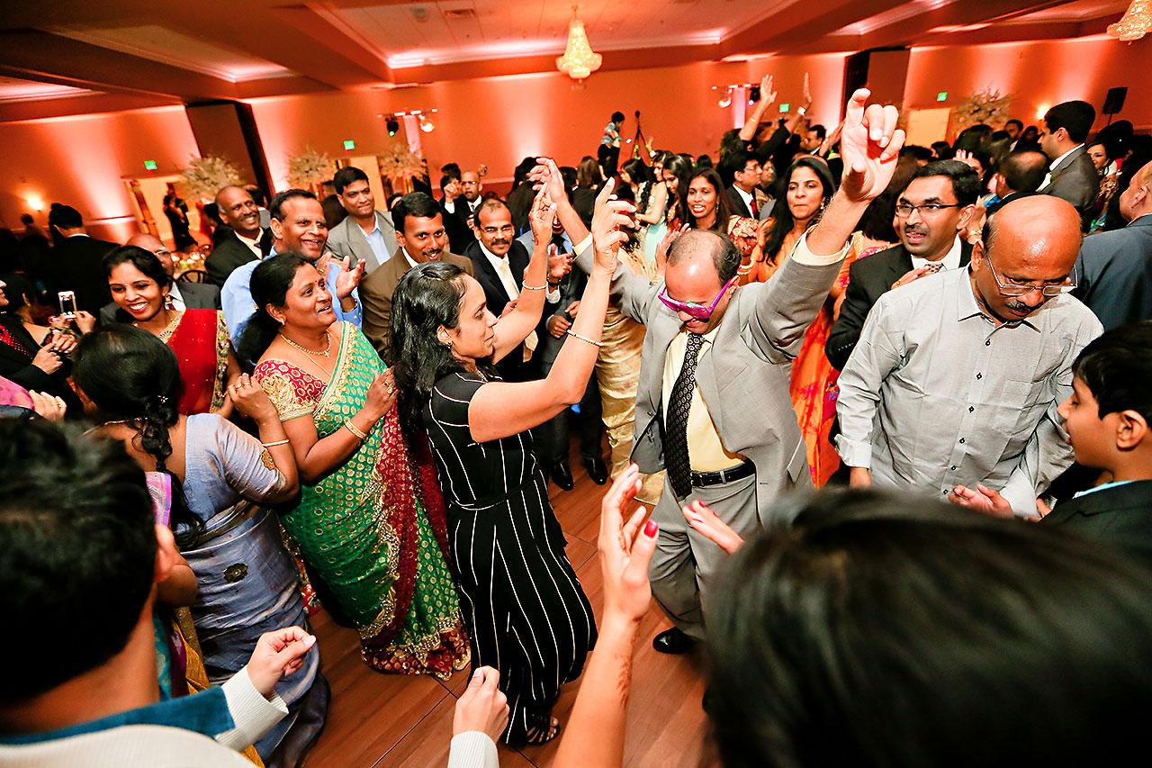 Anu Paras Indianapolis Indian Wedding Reception 138