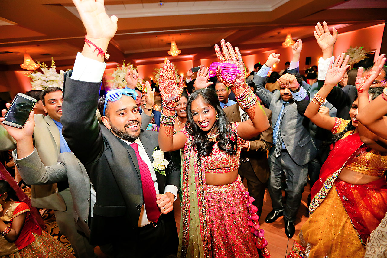 Anu Paras Indianapolis Indian Wedding Reception 140