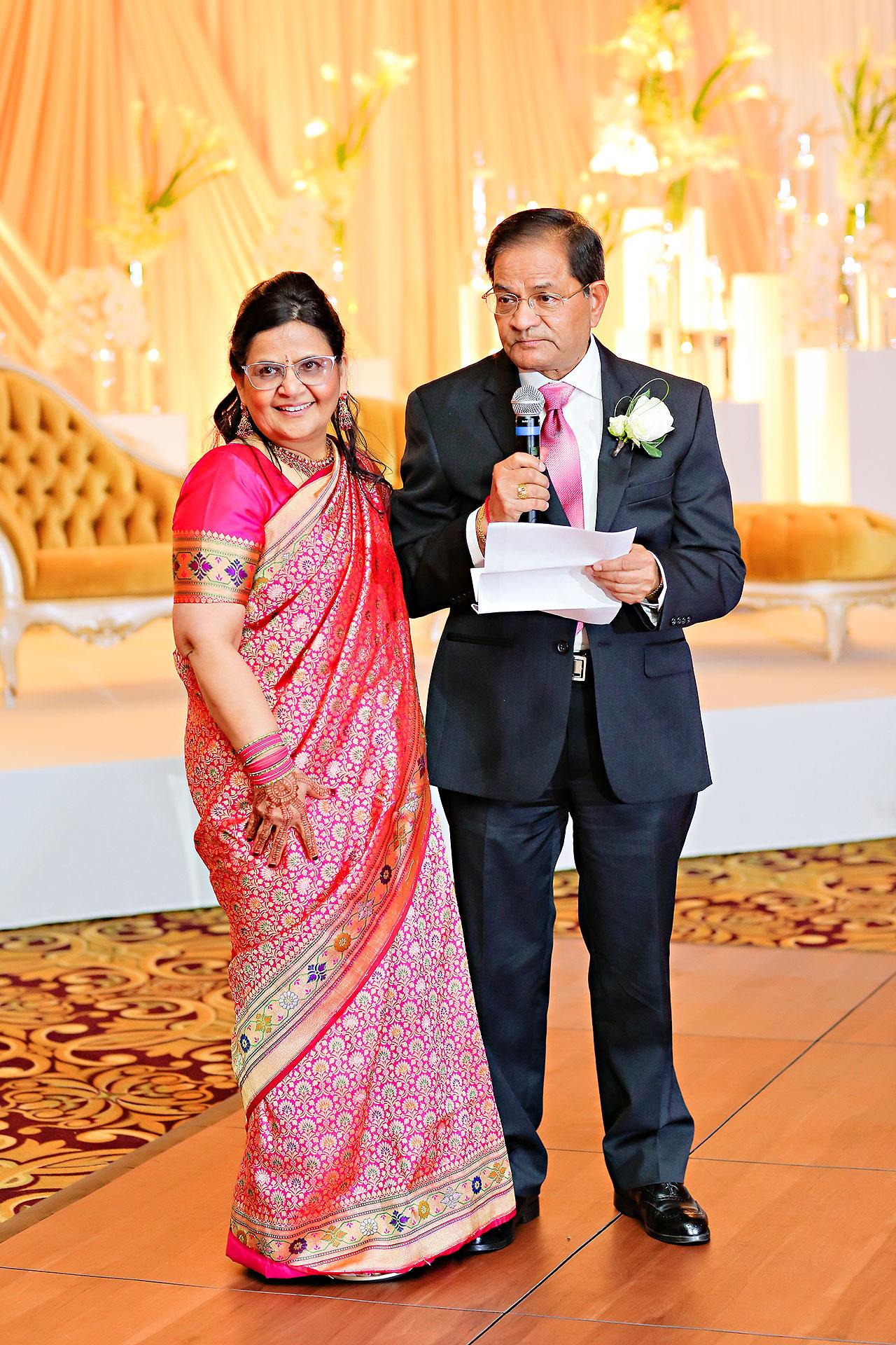 Anu Paras Indianapolis Indian Wedding Reception 132