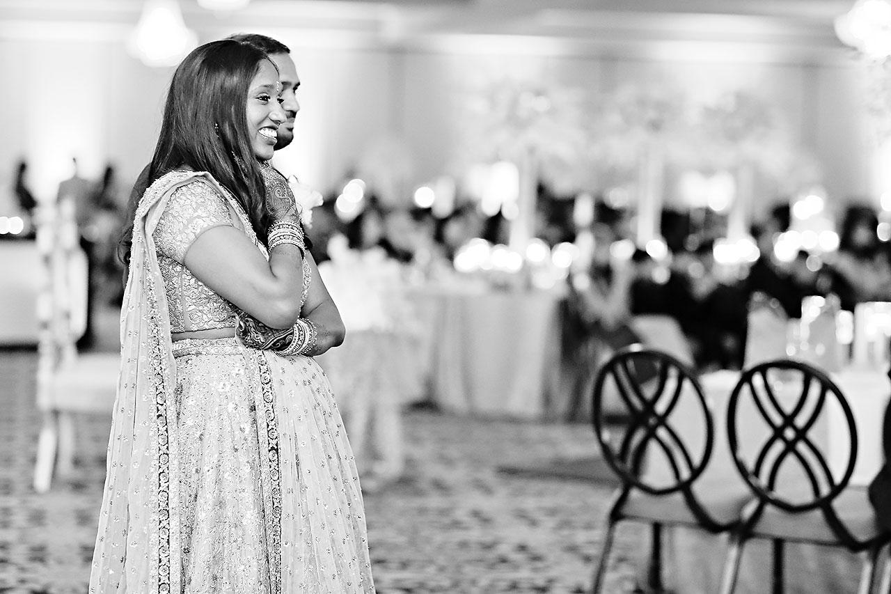 Anu Paras Indianapolis Indian Wedding Reception 129