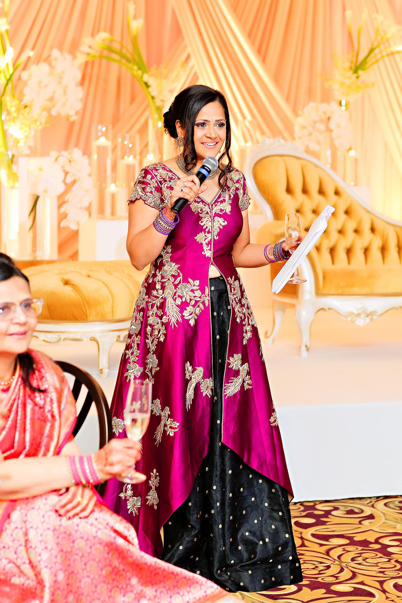 Anu Paras Indianapolis Indian Wedding Reception 131