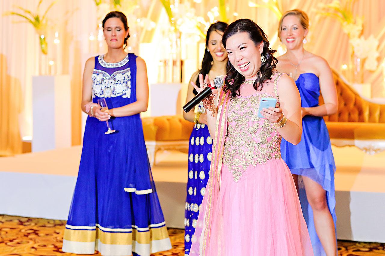 Anu Paras Indianapolis Indian Wedding Reception 127