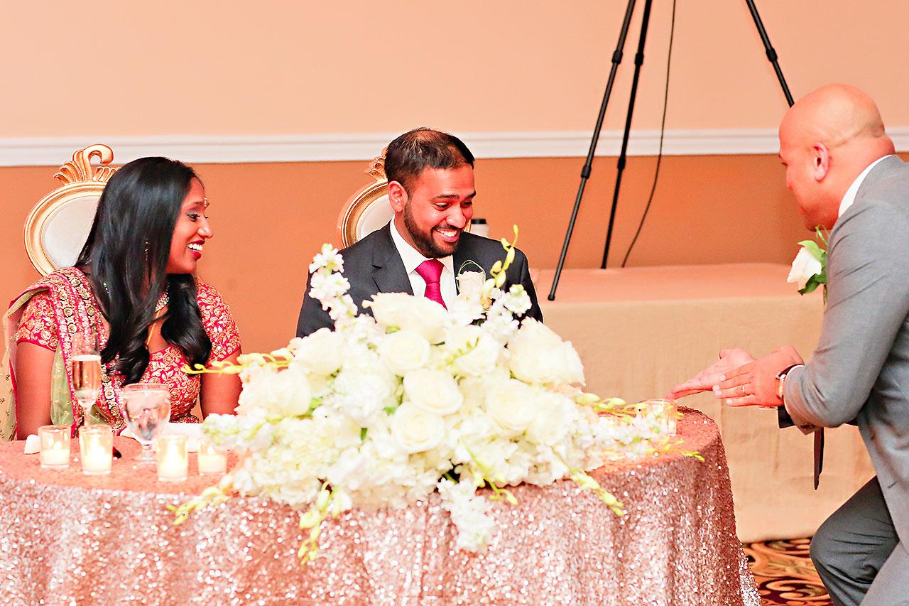 Anu Paras Indianapolis Indian Wedding Reception 124