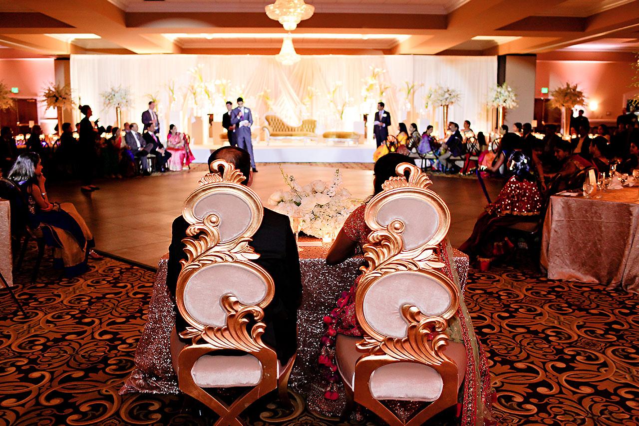 Anu Paras Indianapolis Indian Wedding Reception 122