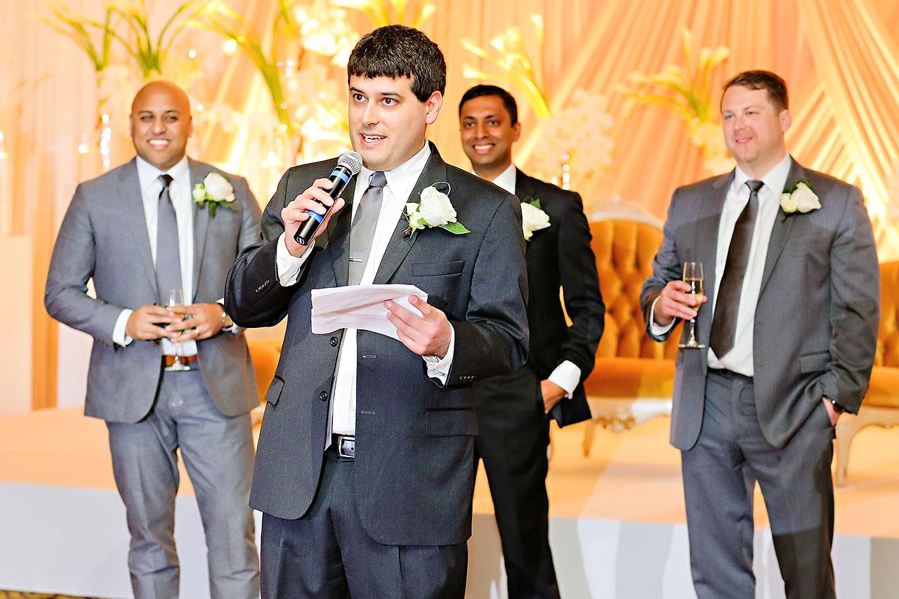 Anu Paras Indianapolis Indian Wedding Reception 123