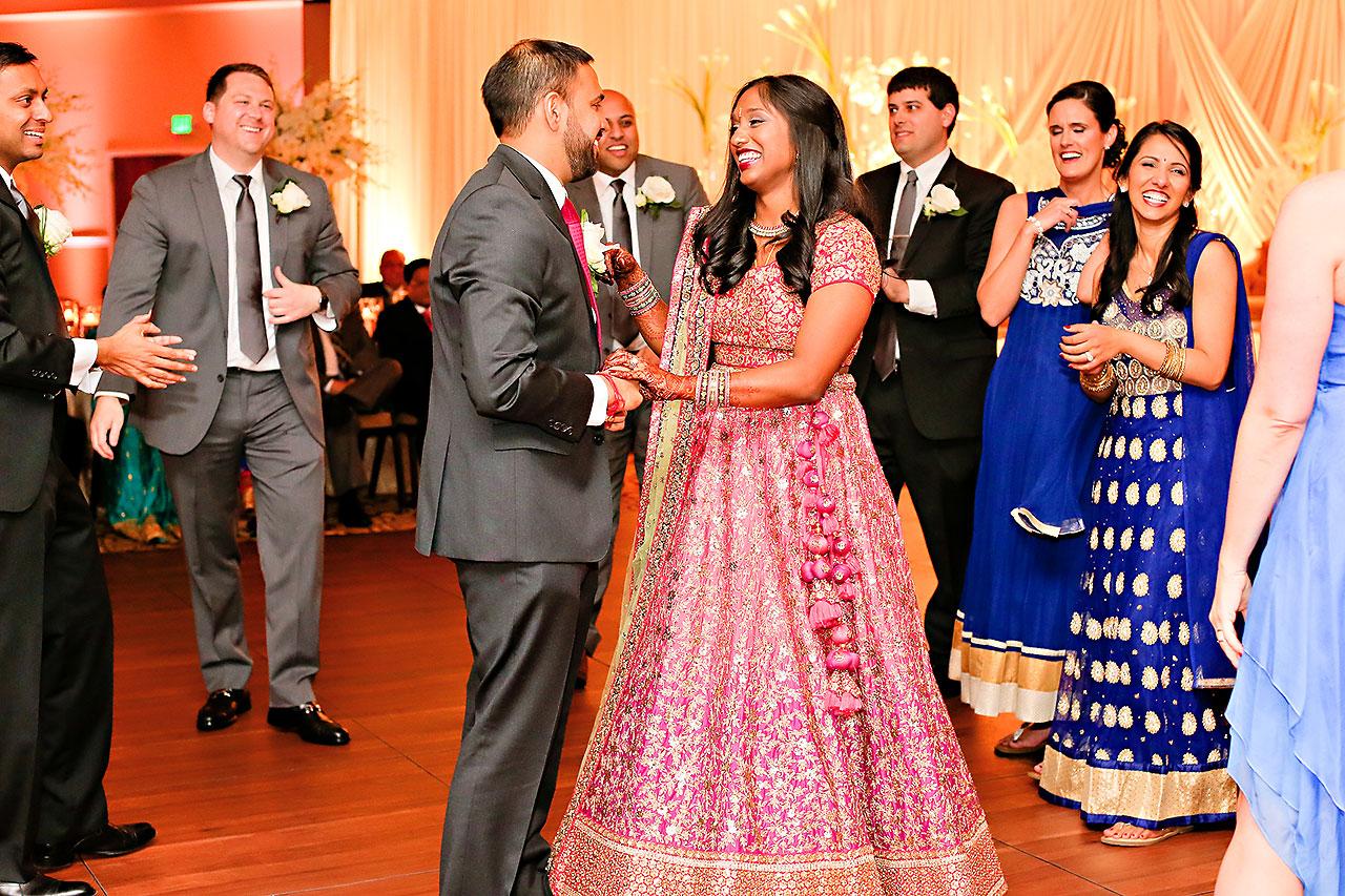 Anu Paras Indianapolis Indian Wedding Reception 119