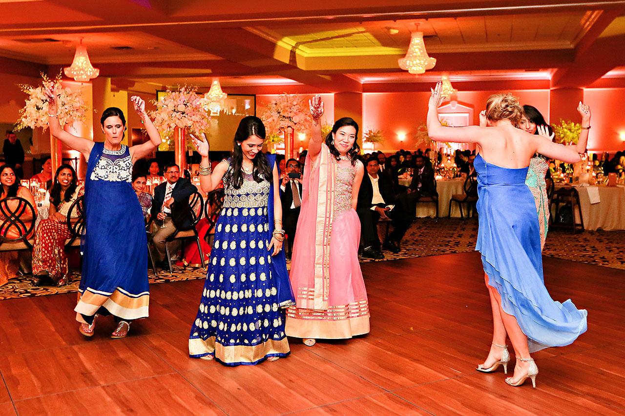 Anu Paras Indianapolis Indian Wedding Reception 117
