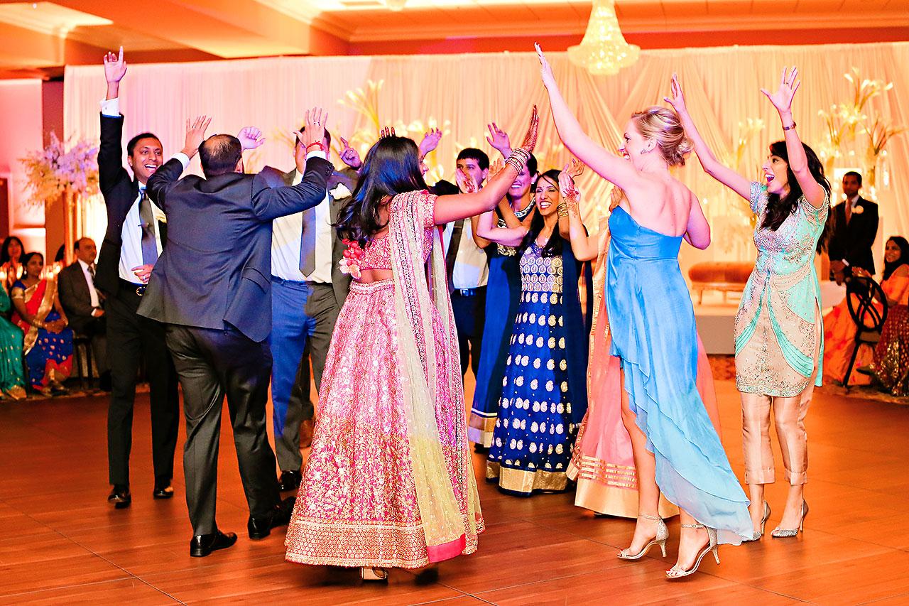 Anu Paras Indianapolis Indian Wedding Reception 118