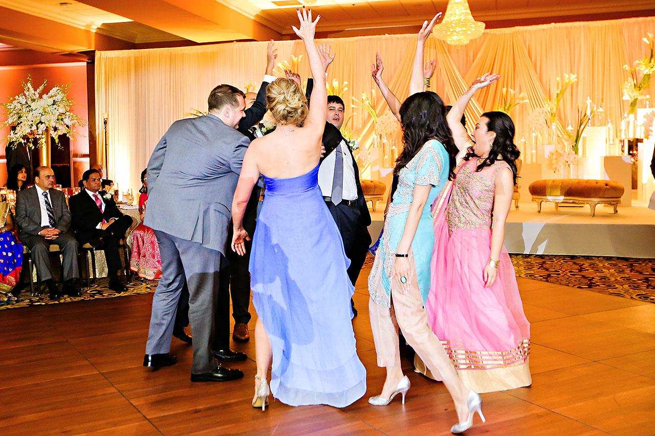 Anu Paras Indianapolis Indian Wedding Reception 114