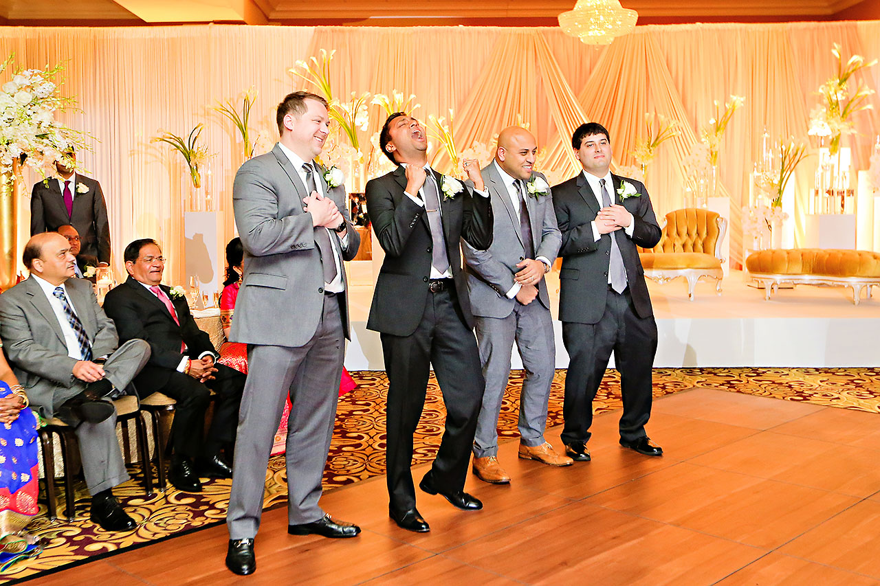 Anu Paras Indianapolis Indian Wedding Reception 115